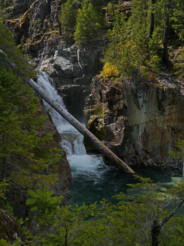 Uppr Myra Falls Upper Cascade
