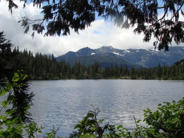 Panther Lake & Castlcrag Mountain