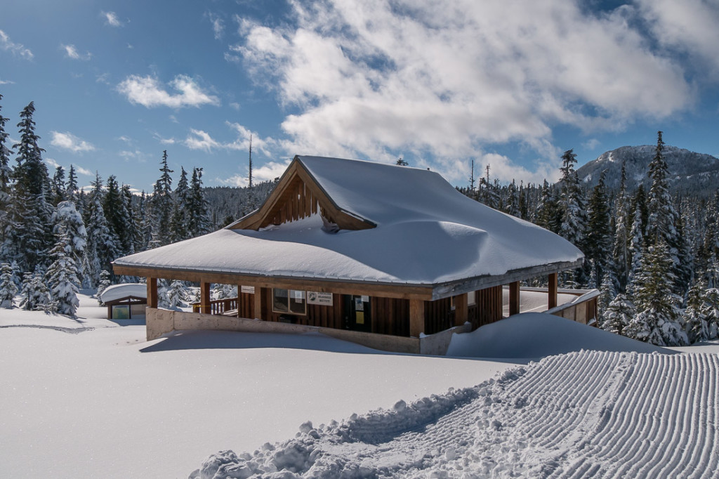 Wilderness Centre on Monday
